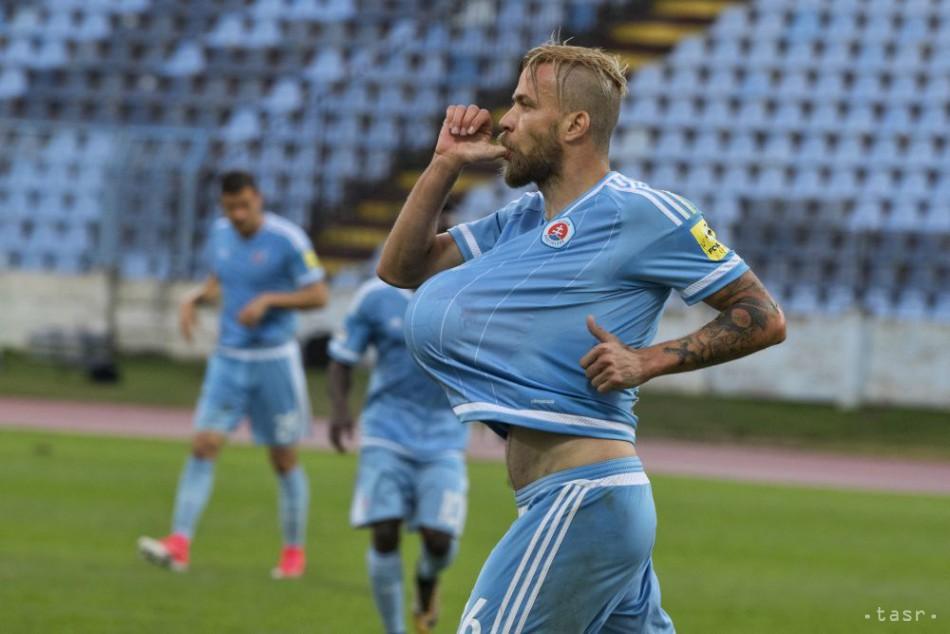 824eb8621892c FORTUNA LIGA : Slovan proti Michalovciam o udržanie nezdolanosti