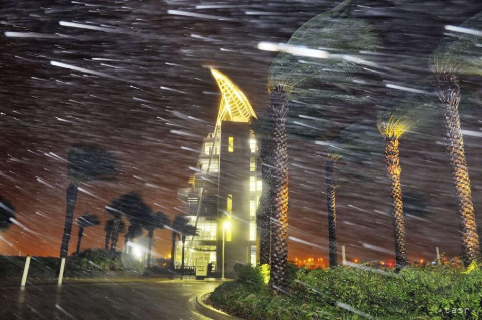 Počet obetí hurikánu Matthew v USA stúpol na 43 cce994e7bd4