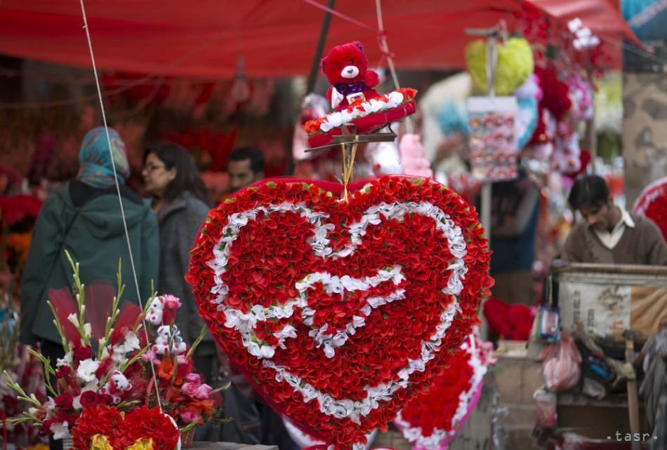 Valentín je protiislamský sviatok, povedal prezident Pakistanu