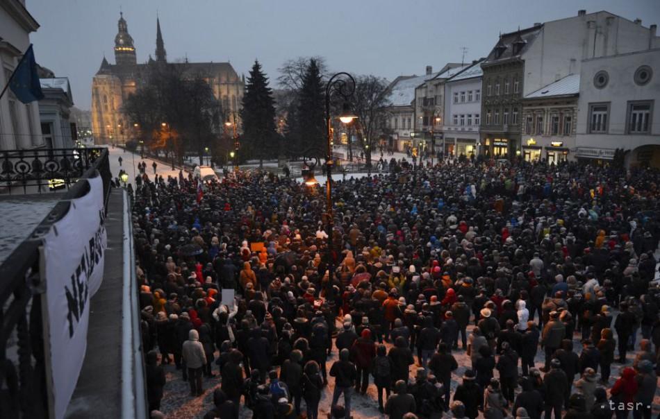 dd46b67ce Ľudia vyjdú do ulíc za slušné Slovensko a vyšetrenie vraždy Kuciaka
