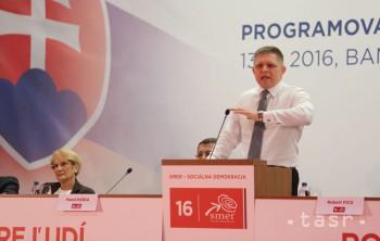 Fico: Cieľom je posilňovať sociálny štát a zvyšovať životnú úroveň