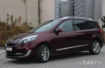 Renault Grand Scénic prichádza s lepším vzhľadom a novým motorom