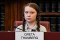 Thunbergová vyzvala Kongres, aby podnikol kroky na ochranu klímy