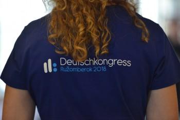Deutschkongress na KU v Ružomberku