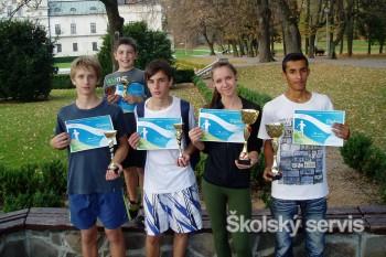 Deti zo ZŠ Pugačevova v Humennom sú nielen dobrí žiaci, ale aj bežci