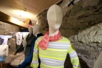 Výstava o textilnom priemysle