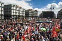 Prvomájové demonštrácie