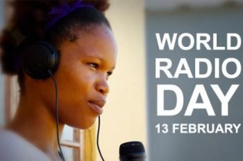 UNESCO vyzvalo rádiá, aby oslávili Svetový deň rozhlasu