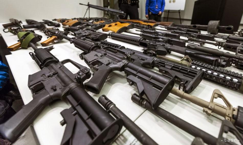 ODHALENIE: Zbrane zo Slovenska mali končiť v Sýrii
