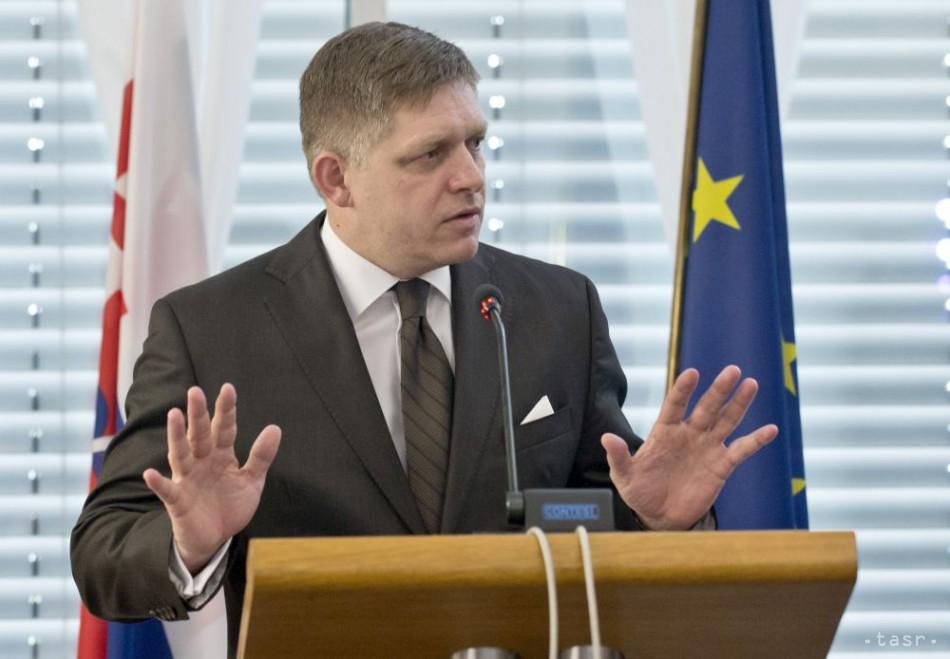 ROBERT FICO: Vláda si pri čerpaní eurofondov svoju úlohu splnila