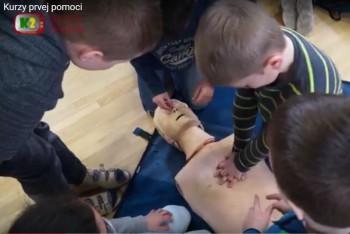 Prievidza: Predškoláci sa naučia poskytovať prvú pomoc