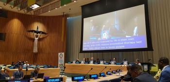 Na valnom zhromaždení OSN vystúpil pedagóg Fakulty zdravotníctva  KU