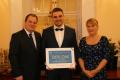 Cenu Slovenskej rektorskej konferencie za umenie získal Boris Prýgl