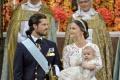 Švédska kráľovská rodina sa opäť rozrastie. Princezná Sofia je tehotná