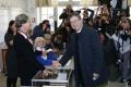 Účasť na prezidenských voľbách dosiahla do poludnia 28,5 percenta