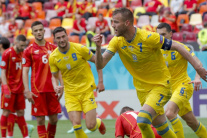 ME Ukrajina - Severné Macedónsko
