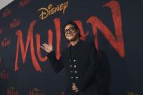 Premiéra filmu Mulan v Los Angeles