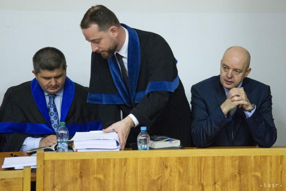 Proces v kauze prípravy vraždy S. Volzovej bude pokračovať v piatok