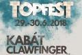 Topfest má 15 rokov, oslávi ich so skupinami Kabát, Tublatanka