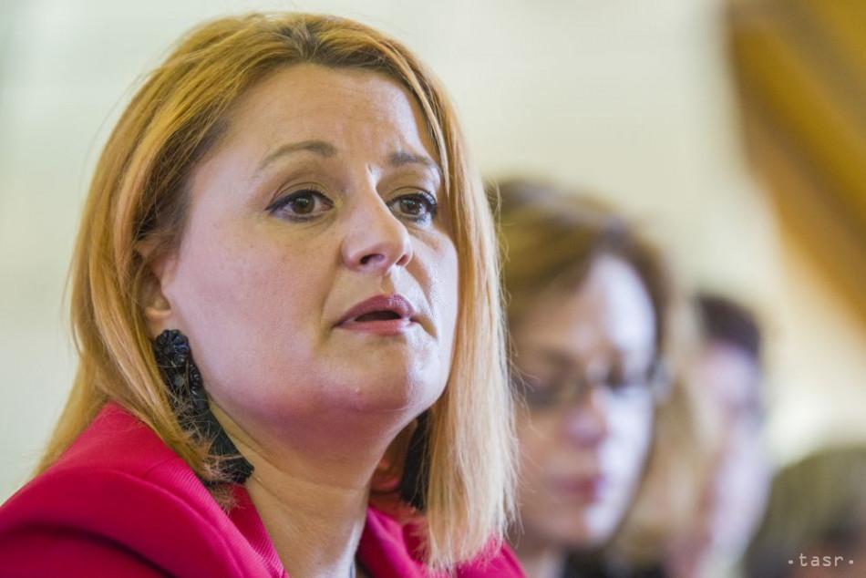 Blahová: Žaloby za moje vyjadrenia v kauze Čistý deň sú neopodstatnené