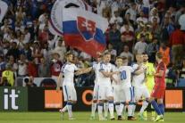 ONLINE: Slovensko vybojovalo bod proti Anglicku. Po remíze 0:0