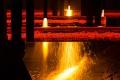 V železiarňach v Podbrezovej spadol muž do horúceho železa