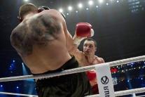 Ukrajinský profiboxer Kličko zvíťazil nad Mariuszo