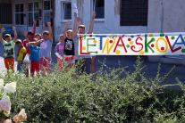Letná škola v obci Novosad