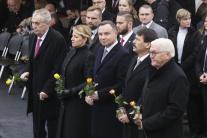 Nemecko si pripomína 30. výročie pádu Berlínskeho