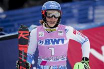 Slalom žen v Killingtone