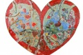 Pavlovce nad Uhom: Deti vytvorili z hliny keramické srdce