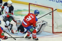 Lev Praha - Slovan Bratislava