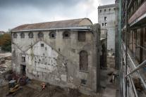 Rekonštrukcia pradiarne bývalej Cvernovky v projek