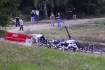 Na východe sa zrútil vojenský vrtuľník, nehoda si vyžiadala jednu obeť