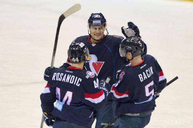 KHL štartuje 10. ročník. Bratislavský Slovan nastúpi už šiestykrát