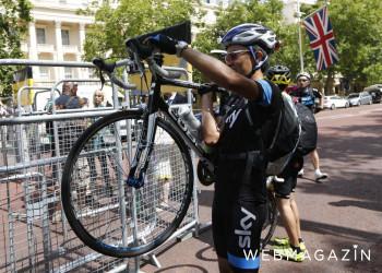 Londýn rozšíri chodníky a zvýši počet cyklotrás