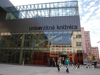 Študenti v Ružomberku sa môžu tešiť novej knižnici