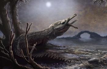 Prehistorického krokodíla pomenovali po rockerovi Kilmisterovi