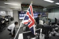 PROGNÓZA: Vplyv brexitu na britskú ekonomiku bude miernejší