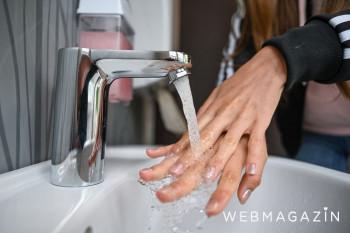 Radíme: Šíreniu infekcií najlepšie zabráni umývanie rúk