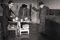 UNIKÁTNE FOTO: Povodeň v 1947, alebo ako sa nezmestil Dunaj do koryta