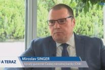 M. SINGER: Euro nie je pre Česko motivácia