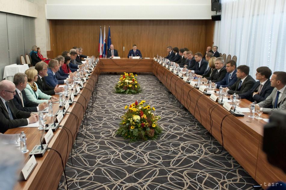 VIDEO: R. FICO: Spoločné rokovanie vlád nie je len nostalgiou