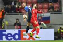 Kvalifikácia ME 2020: Slovensko-Azerbajdžan