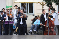 Folklórny festival Trnavská brána