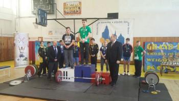 Novomestskí vzpierači na Grand Prix Košice štvrtí