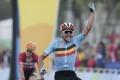 Belgický cyklista Avermaet triumfoval na Gent - Wevelgem, Sagan tretí