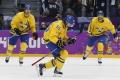 MS17: Švédsku reprezentáciu posilnia hráči z NHL
