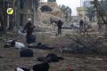 Sýrske vládne sily prerušili útoky na Aleppo