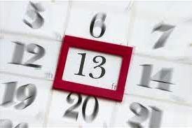 Napriek poverám neznamená dátum 13.piatok zvýšené nebezpečenstvo